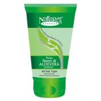 Nature's Essence Neem & Aloevera Shampoo