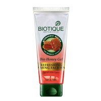 Biotique Bio Honey Gel Refreshing Face Wash For All Skin Types