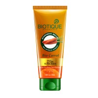 Biotique Bio Carrot Ultra Soothing Face Lotion SPF 25+ Sunscreen