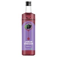 Nourish Vitals Jamun Vinegar - Raw, Unfiltered & Undiluted (Jamun Sirka)