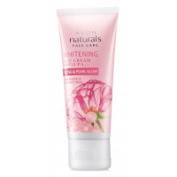 Avon Naturals Rose & Pearl Glow Whitening Cream SPF 15/ PA++