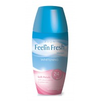 Avon Feelin Fresh Women Soft Petals Roll On Deodorant