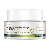 Avon Nutraeffects Balance Gel Cream - Oil Free
