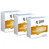 Beardo Skin Whitening Soap - 100 gm - Set Of 3