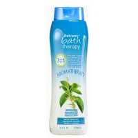 Belcam Aromatherapy 3 in1 Body Wash, Bubble Bath and Shampoo - Mint and Rosemary