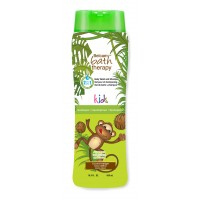 Belcam Kids Body Wash and Shampoo - Coconut Delight