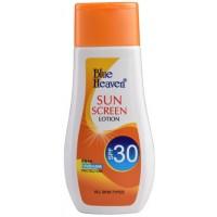 Blue Heaven Sunscreen Lotion Spf 30