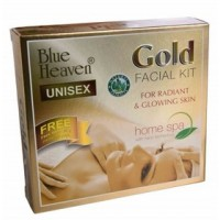 Blue Heaven Gold Facial Kit (80 GM)
