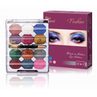 Blue Heaven 12x1 Fashion Eye Shadow