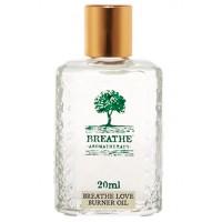 Breathe Aromatherapy Love Burner Oil