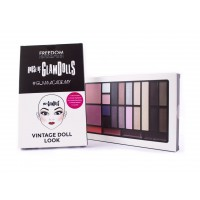 Freedom Glamacademy look palette Vintage Doll