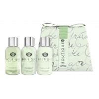 Grace Cole Travel Miniatures Grapefruit, Lime & Mint - Foam Bath, Body Wash and Body Lotion - 50ml each