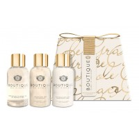 Grace Cole Travel Miniatures Nectarine Blossom & Grapefruit - Foam Bath, Body Wash and Body Lotion - 50ml each