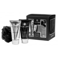 Grace Cole Black Pepper Leader Mens Bath Combo