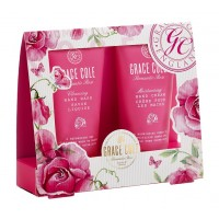 Grace Cole Romantic Rose Replinishing Rituals Combo