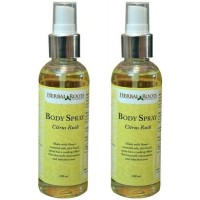 Herbal Roots Citrus Rush Body Spray For Men & Women