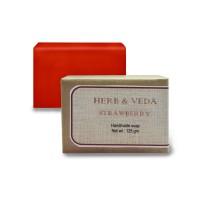 Herb & Veda Strawberry Handmade Soap