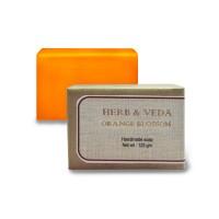 Herb & Veda Orange Blossom Handmade Soap