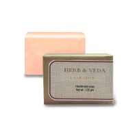 Herb & Veda Lavender Handmade Soap