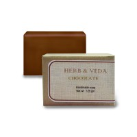Herb & Veda Chocolate Handmade Soap