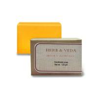 Herb & Veda Honey Almond Handmade Soap