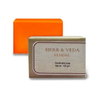 Herb & Veda Sandal Handmade Soap
