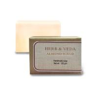 Herb & Veda Almond Handmade Soap