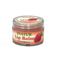 Inatur Strawberry Lip Balm