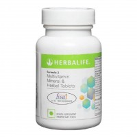 Herbalife Formula 2 Multivitamin Mineral And Herbal (Unflavoured) - 90 Tablets