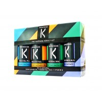 Kronokare The Massage Addict Massage Oil Kit