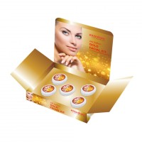 Krishkare Saffron Gold Facial Kit