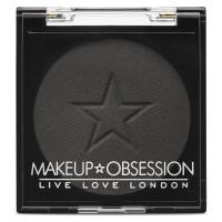 Makeup Obsession Eyeshadow - E126 Midnight Black