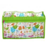Morisons Baby Dreams Diaper Bag (Green)
