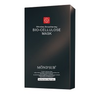 Mond'Sub Wrinkles Smoothening Bio-Cellulose Mask (Pack of 4)
