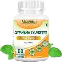 Morpheme Remediess Gymnema Slyvestre (Meshshringi) - Anti-Diabetic - 500mg Extract