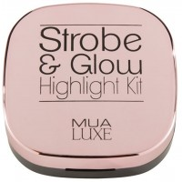MUA Strobe & Glow Highlight Kit - Pearl Gold