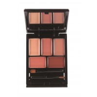MUA Paint Box Lip Palette - Beige Nudes & Honey Browns
