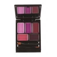 MUA Paint Box Lip Palette - Imperial Plums