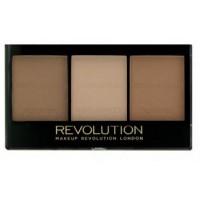 Makeup Revolution Ultra Sculpt & Contour Kit - Ultra Light-Medium C04