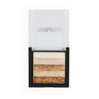 Makeup Revolution Vivid Shimmer Highlighter - Brick Radiant