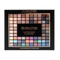 Makeup Revolution 144 Eyeshadow Palette 2016 Collection