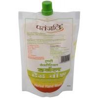 Patanjali Herbal Handwash Refill (Anti Bacterial)