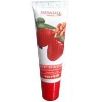 Patanjali Strawberry Lip Balm