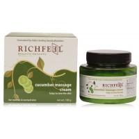 Richfeel Cucumber Massage Cream