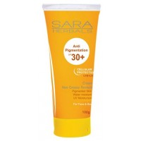 Sara Anti-Pigmentation SPF 30 Cream
