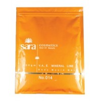Sara Vitamin A & E Mineral Line Body Mould Mask