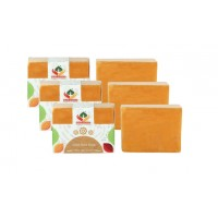 Satveda Gold Dust Soap Pack Of 3