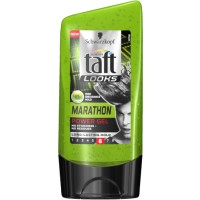 Schwarzkopf Taft All Weather Looks Marathon Power Gel Long Lasting Hold