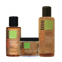 SoulTree Hair Care Potli For Dull And Damaged Hair