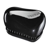Tangle Teezer Compact Styler Detangling Brush-Black